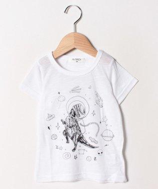 スペース恐竜Tシャツ