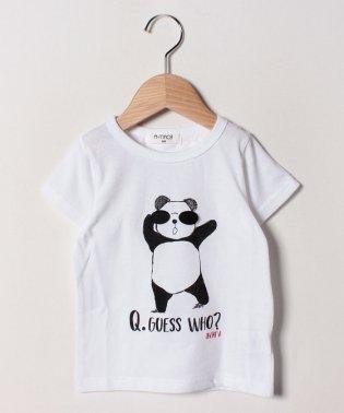 パンダ?Tシャツ