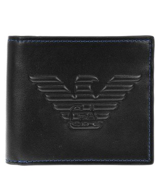 EMPORIO ARMANI Y4R167 YG90J 二つ折り財布