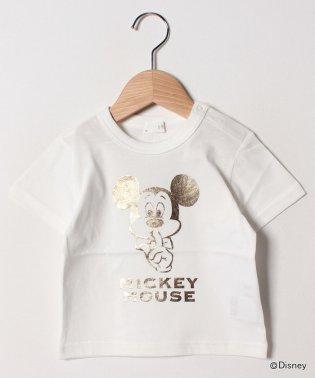DISNEY ミッキーマウス半袖Tシャツ