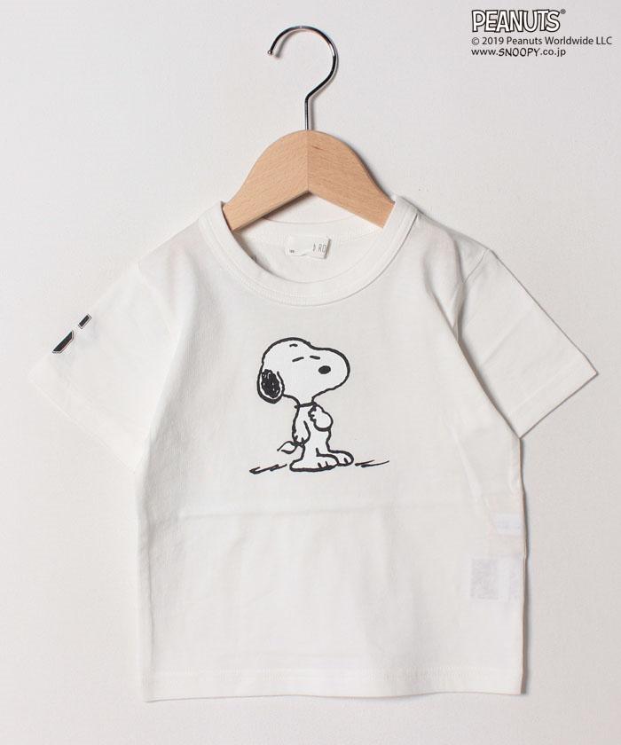 PEANUTS スヌーピー半袖Tシャツ