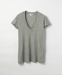 ベーシック VネックTシャツ WHM3930