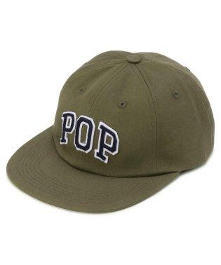 Pop Trading Company/ポップ トレーディング カンパニー/アーチロゴキャップ2