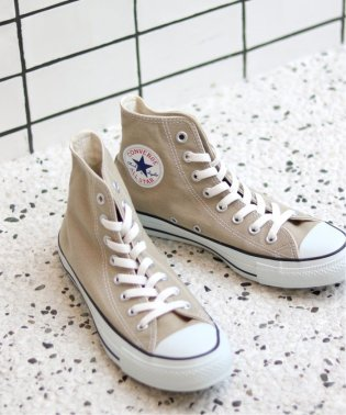 《追加3》CONVERSE CANVAS ALL STAR COLORS HIスニーカー◆