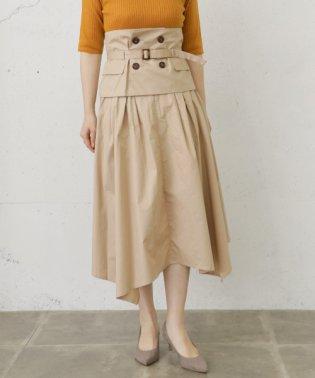 【WAREHOUSE】コルセットツキスカート