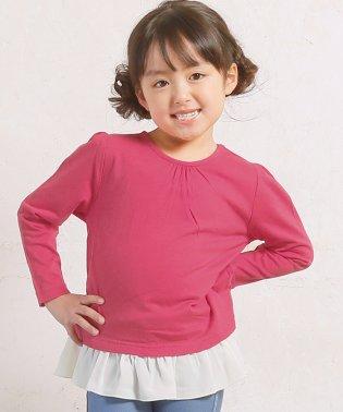 選べる 長袖Tシャツ カットソー チュニック