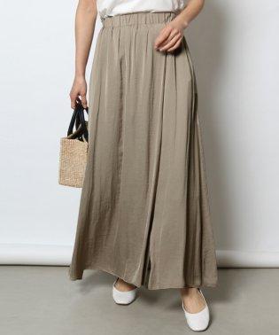 GRANDTABLE(グランターブル) ドレープロングスカート
