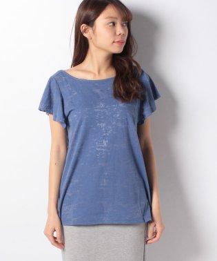 デボレフリルフレンチ半袖Tシャツ・カットソー