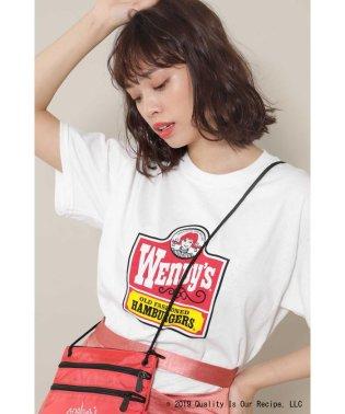 Wendy'sプリントTシャツ