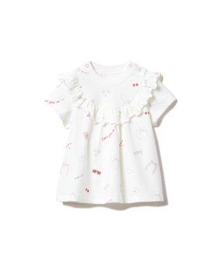 【BABY】ガールズモチーフ baby Tシャツ