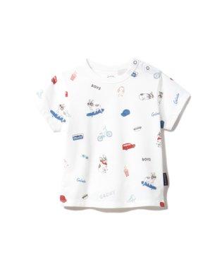 【BABY】ボーイズモチーフ baby Tシャツ