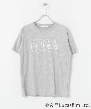 STAR WARS/ロゴTシャツ(半袖)