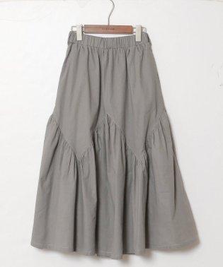 ギザギザギャザースカート