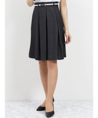 ホトフレッシュ/HOTOFRESH セットアップフレアースカート 紺
