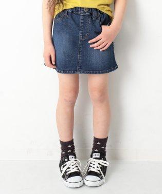 『ヒナタ』着用アイテム デニムスカート 女の子