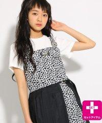 ★ニコラ掲載★ビスチェ+Tシャツ セット