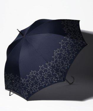 スターステッチ長傘 雨傘