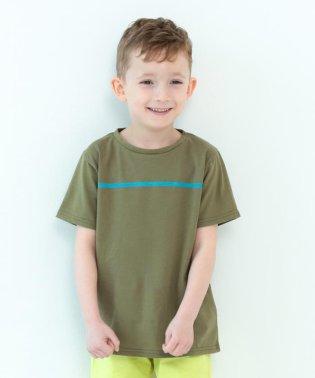 こども ビームス / ライン プリント ベーシック Tシャツ 19 (92~140cm)