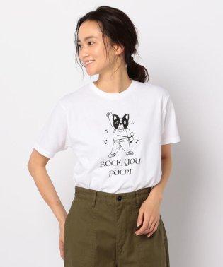 ROCK YOU POCHI Tシャツ