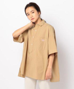 【DANTON/ダントン】BIGシルエットシャツ #JD3654