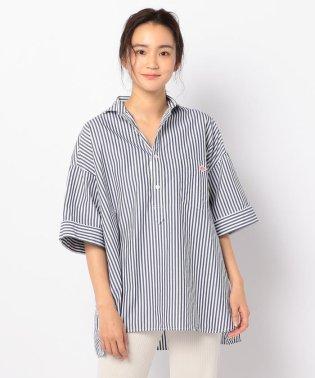 【DANTON/ダントン】BIGシルエットシャツ #JD-3654