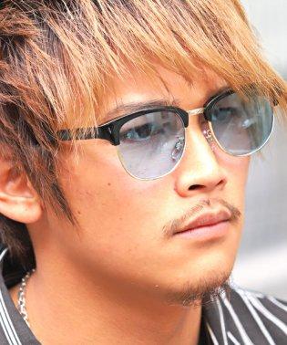 イタリーデザインサングラス/サングラス メガネ グラサン 伊達 眼鏡 クリア レンズ UV カット