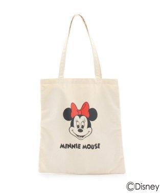 【限定アイテム】ミニーマウスプリントエコバッグ(ディズニー)