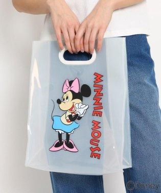 【限定アイテム】ミニーマウスプリントレコードバッグ(ディズニー)