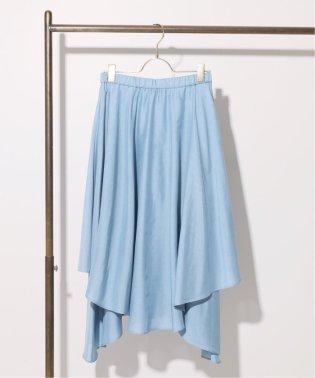 Naoko Tsujiコラボ アシメヘムスカート