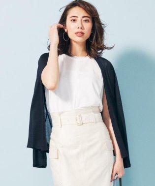 【2019初夏のWEB限定カラー】Tencel Cool ショートカーディガン
