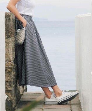 【マガジン掲載】リラックスプレーンジャージー スカート(検索番号K29)