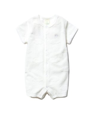 【BABY】雲パイル baby ロンパース