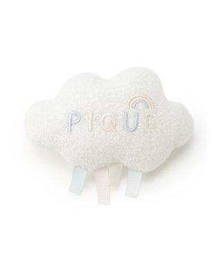 【BABY】雲パイル baby ガラガラ