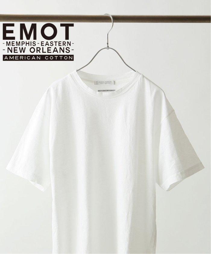 【メンフィスコットン】 クルーネック Tシャツ