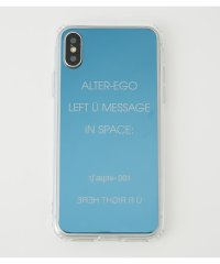 MIRROR SIGN PHONE CASE 5.3IN
