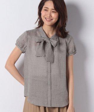 ラミーギンガムチェックシャツ