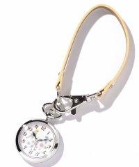 〈nattito/ナティート〉Strap key chain watch ストラップKC/スイサイ