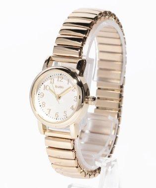 〈nattito/ナティート〉Mini bellows watch/ミニベローズウォッチ ミニジャ