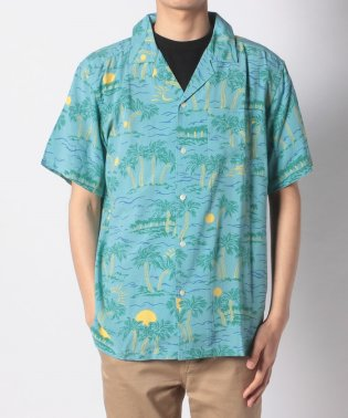 【WAREHOUSE】アロハシャツ2