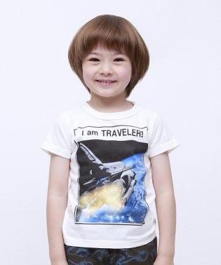 宇宙旅行半袖TEE