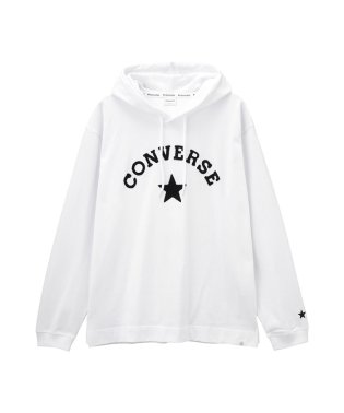 CONVERSE ロングTシャツパーカー 9173-9561