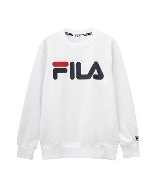 FILA ロゴプリントトレーナー FL1646