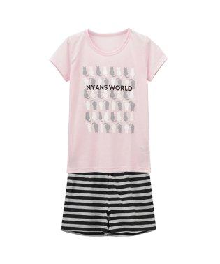 Nyans World ガールズ Tシャツルームセット MH/NW756G