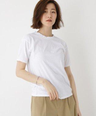 【洗える】手摘み天竺 製品染め半袖Tシャツ
