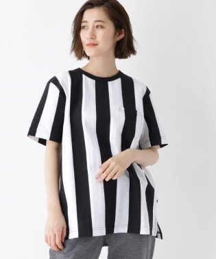 YZ 20/2 天竺 ストライプ 半袖 Tシャツ