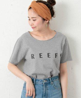 REEF 別注 ISSUE LOGO スウェット