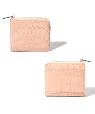 【crocodile】クロコダイル コンパクト 財布