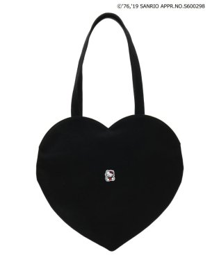 CHIC-ish KITTY heart bag