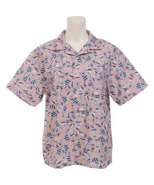 ヘリーハンセン/レディス/S/S Yacht Print Shirt