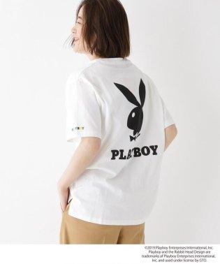 コラボ別注 PLAYBOY プレイボーイ ポケット 半袖 Tシャツ